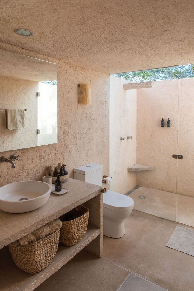 Photo of Walk-in Showers Without Doors or Curtains: Design Tips and Examples