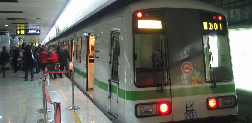 Como Usar El Metro De Shanghai Shanghai El Metro Aeropuertos