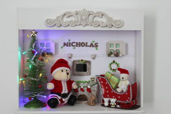 Porta de maternidade de Natal!