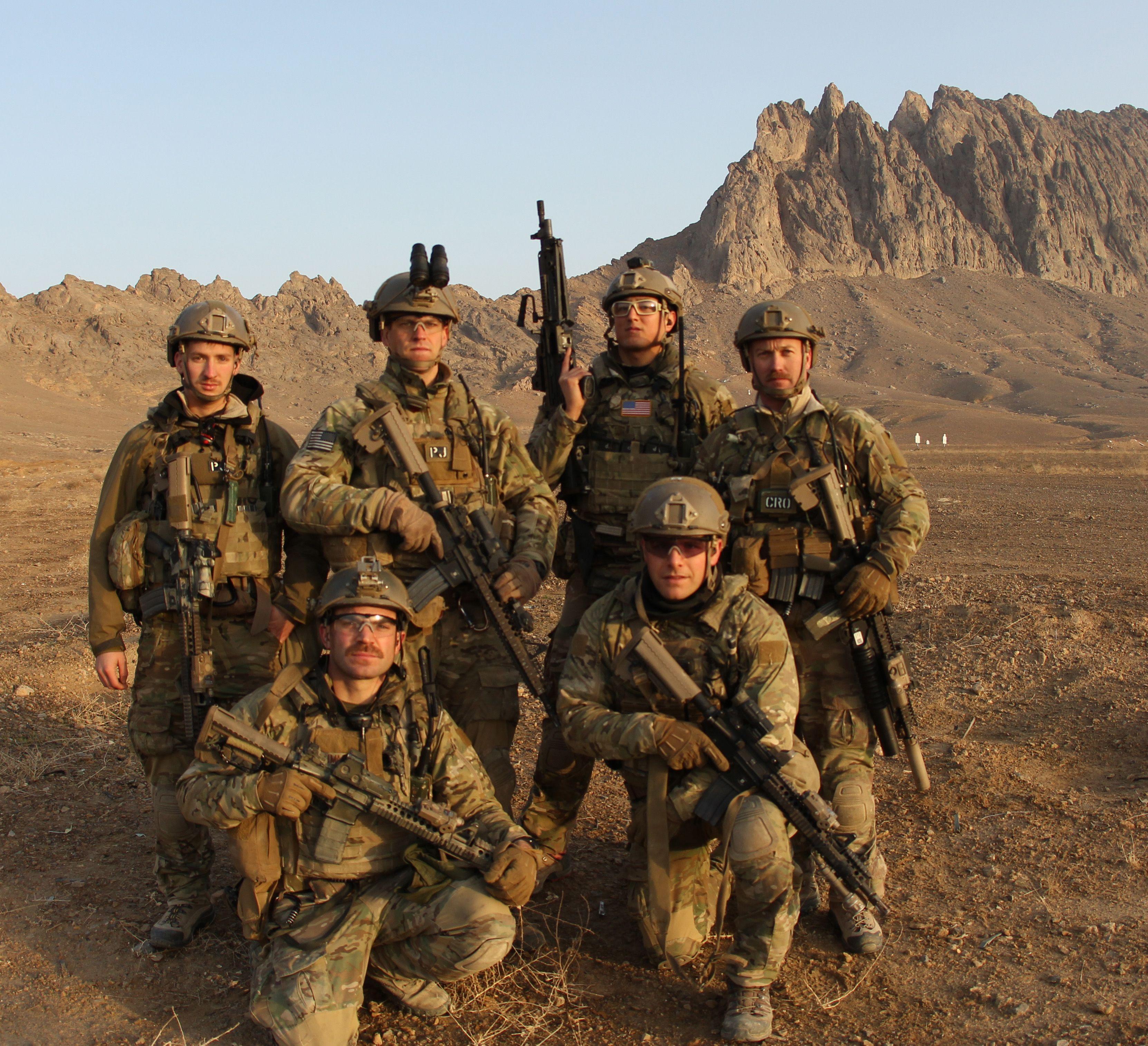 Six New York Air National Guard Members Receive Valor Awards