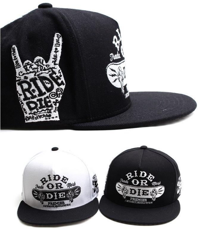 Ride or Die Snapback Premier Hiphop baseball cap skateboard snapback hat   PREMIER  BaseballCap c819c85b120d