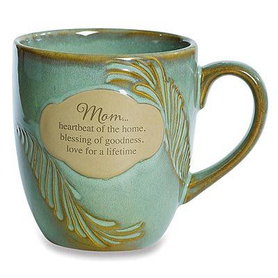 Abbey Press Whispering Wings Mom Mug New Inspirational Occasion