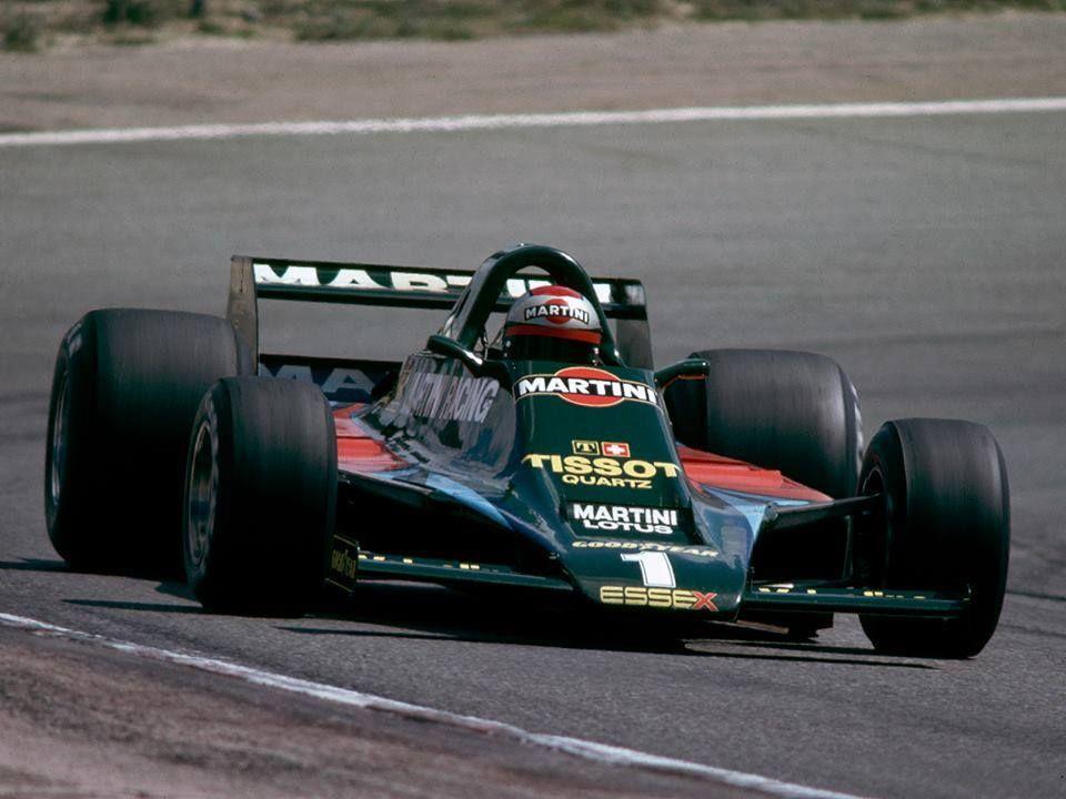 Lotus 80 Ford