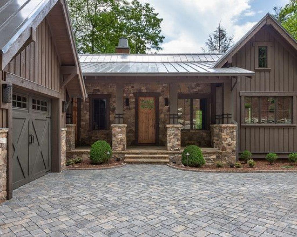 rustic home exteriors 17 rustic mountain house exterior design