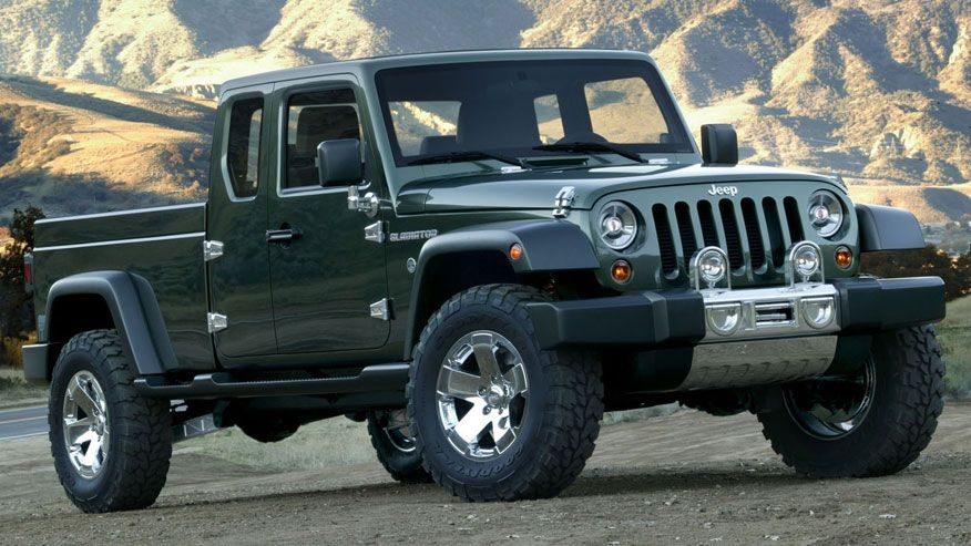 Next Jeep Wrangler Could Be A Hybrid Pickup Jeep Wrangler Pickup