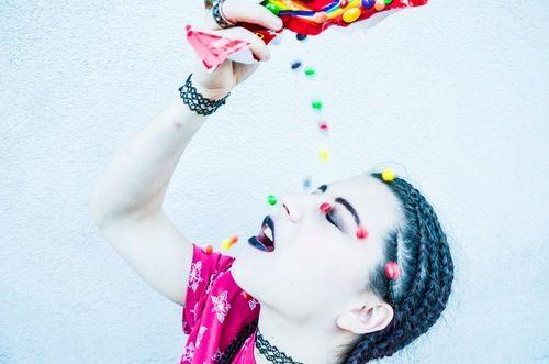 Chloe Chaidez, Kitten the band