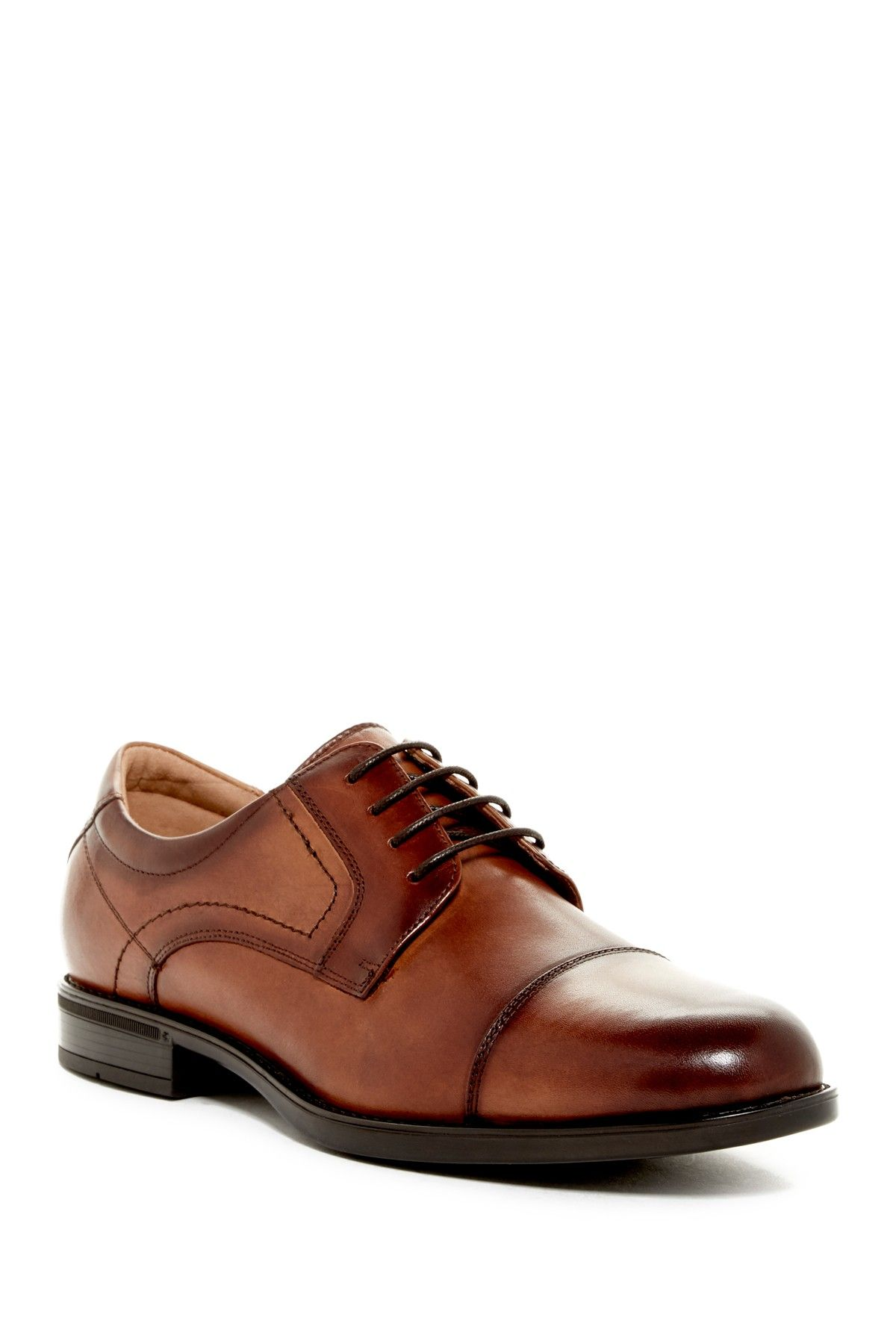 Florsheim Center Cap Toe Derby Wide Width Available | Men
