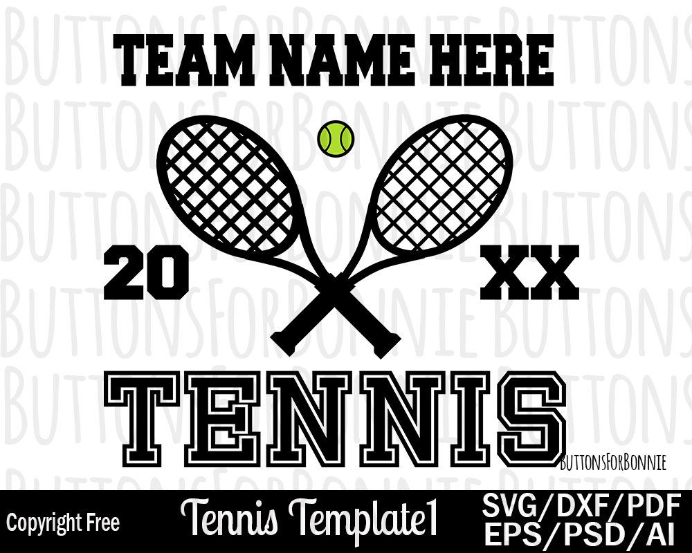Cool tennis team names