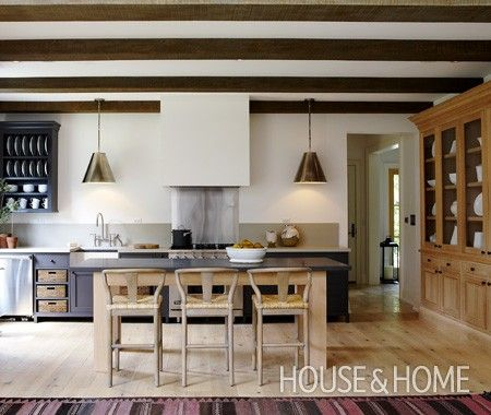 Photo Gallery: Tables As Kitchen Islands | House & Home