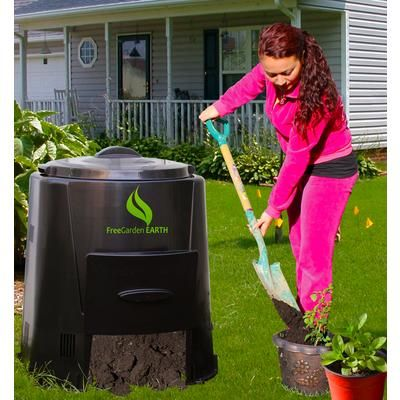 Home Depot Compost Bin Classy FreeGarden EARTH FreeGarden EARTH Compost Bin EWC60 Home