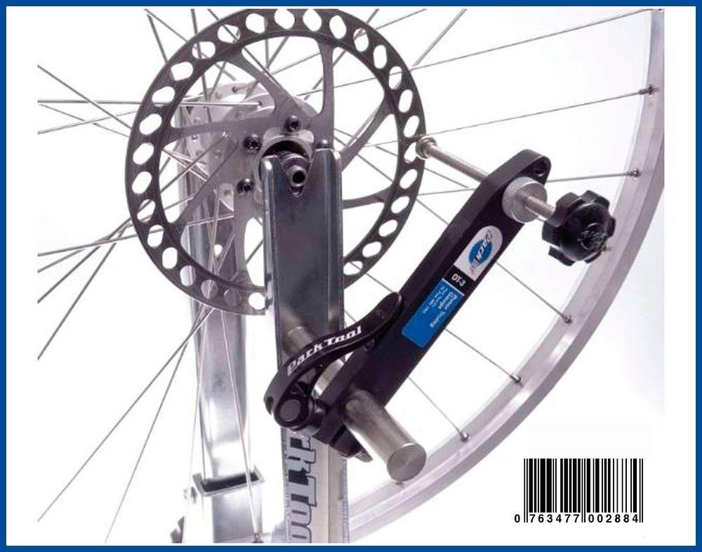 Park Tool Bicycle Disc Brake Rotor Truing Adjustment Gauge Dt 3 Made In Usa Park Tool Bicycle Mechanics Bicycle Disc Brakes