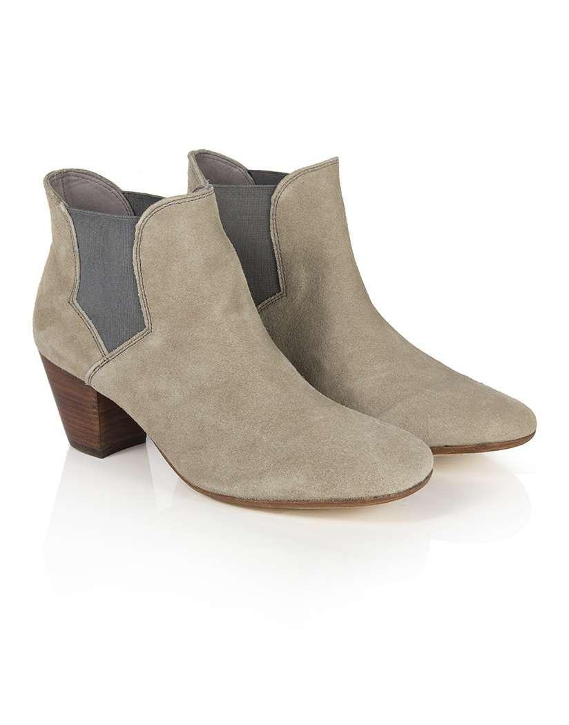 Hudson Claudette Suede, Women Chelsea Boots