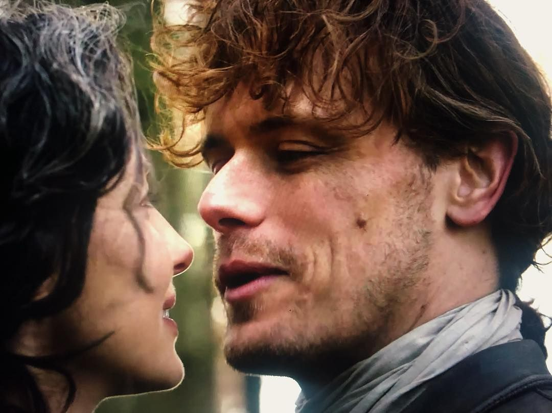 """Alone Sexy Scene claire fraser on instagram: """"i love all the sweet and sexy"""