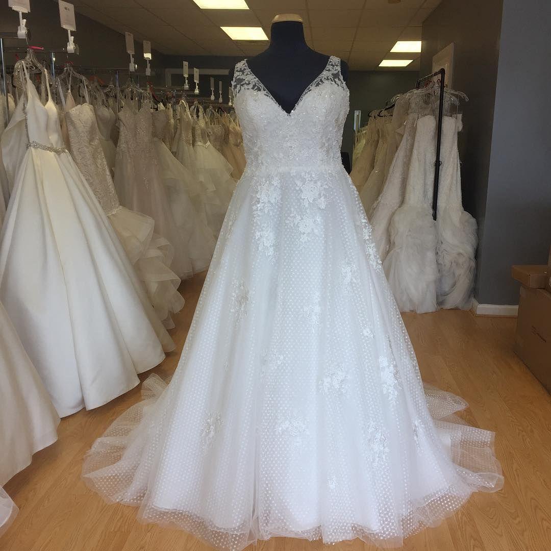 Custom Plus Size Wedding Dresses by Darius Bridal | Gowns, Weddings ...