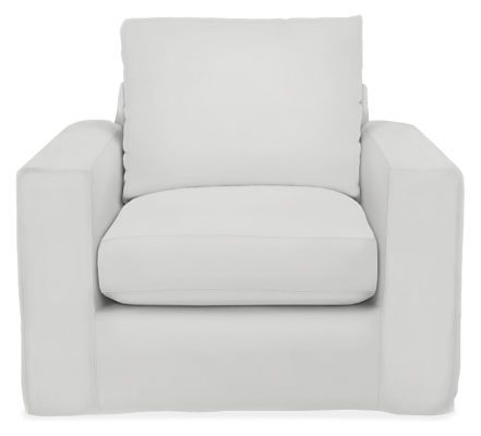 Metro Slipcovered Chair - Slipcover Collections - Living - Room & Board