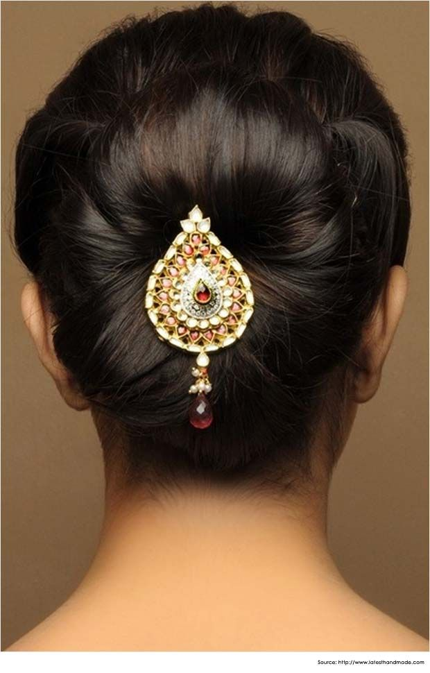 Pin By Sudhanya B On Hair Style In 2019 Indian Wedding