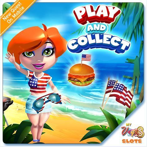 New myVEGAS Free Chips Collection Updates For [2020
