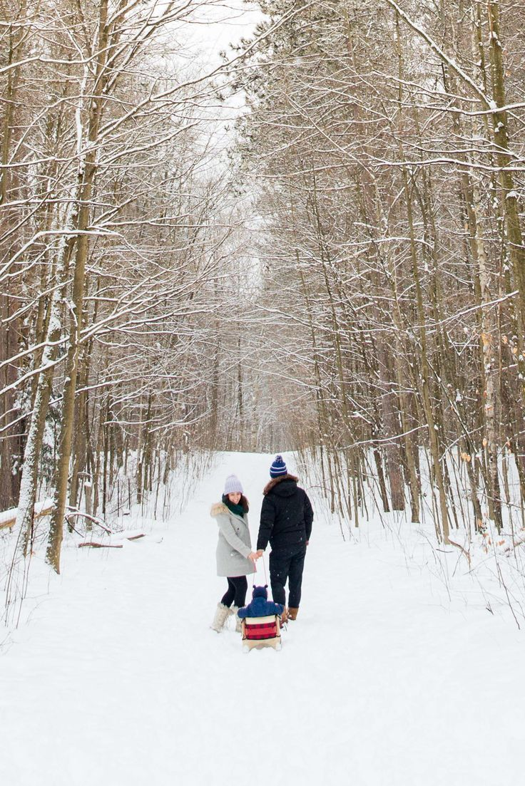 Winter Family Activities - Anna with Love Photography