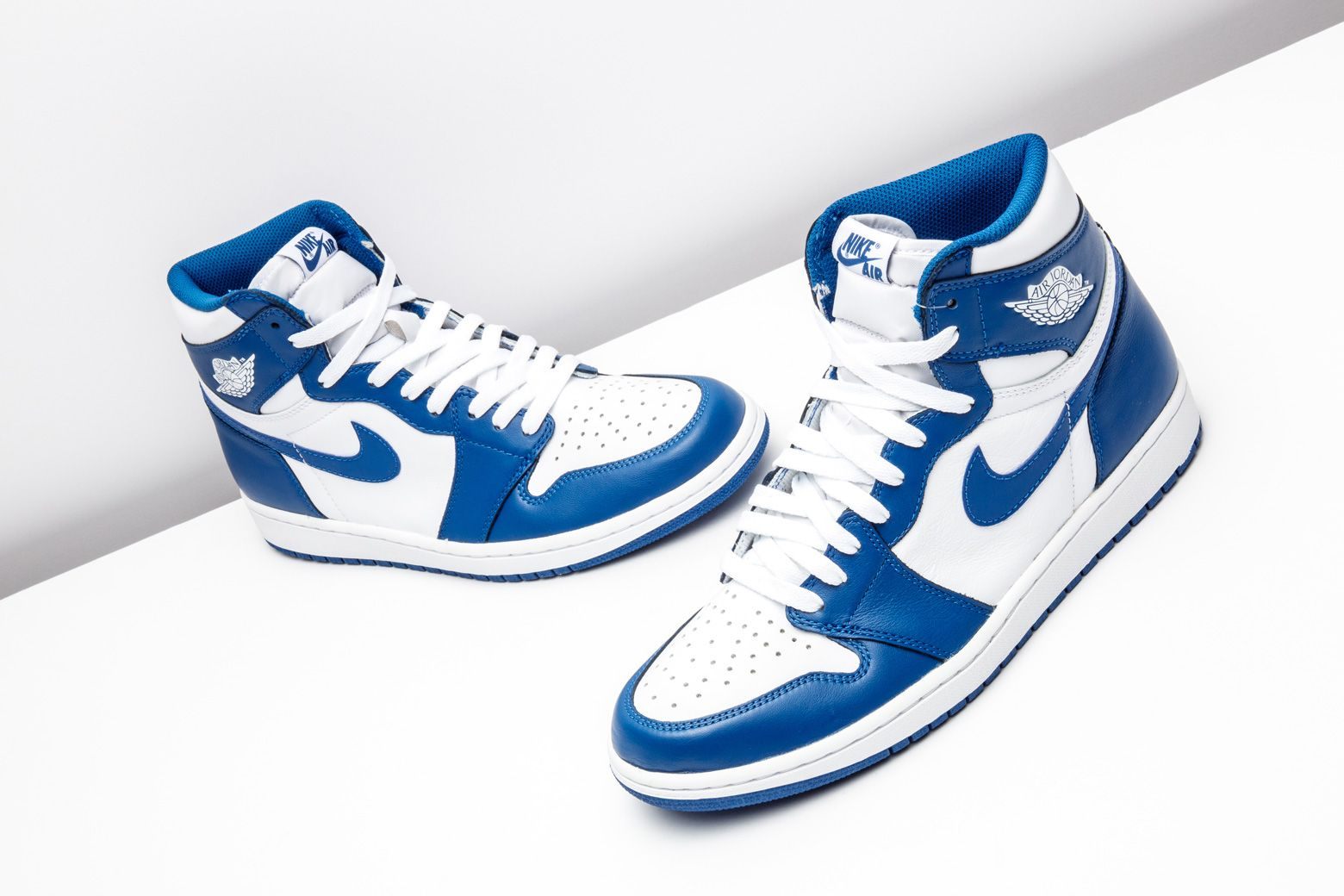 Air Jordan 1 Retro High Og Storm Blue 555088 127 Jordan 1