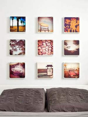 8 x 8 or 10 x 10 canvas prints of your favourite