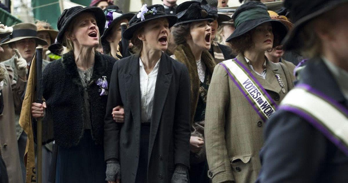 'Suffragette' International Trailer Starring Meryl Streep