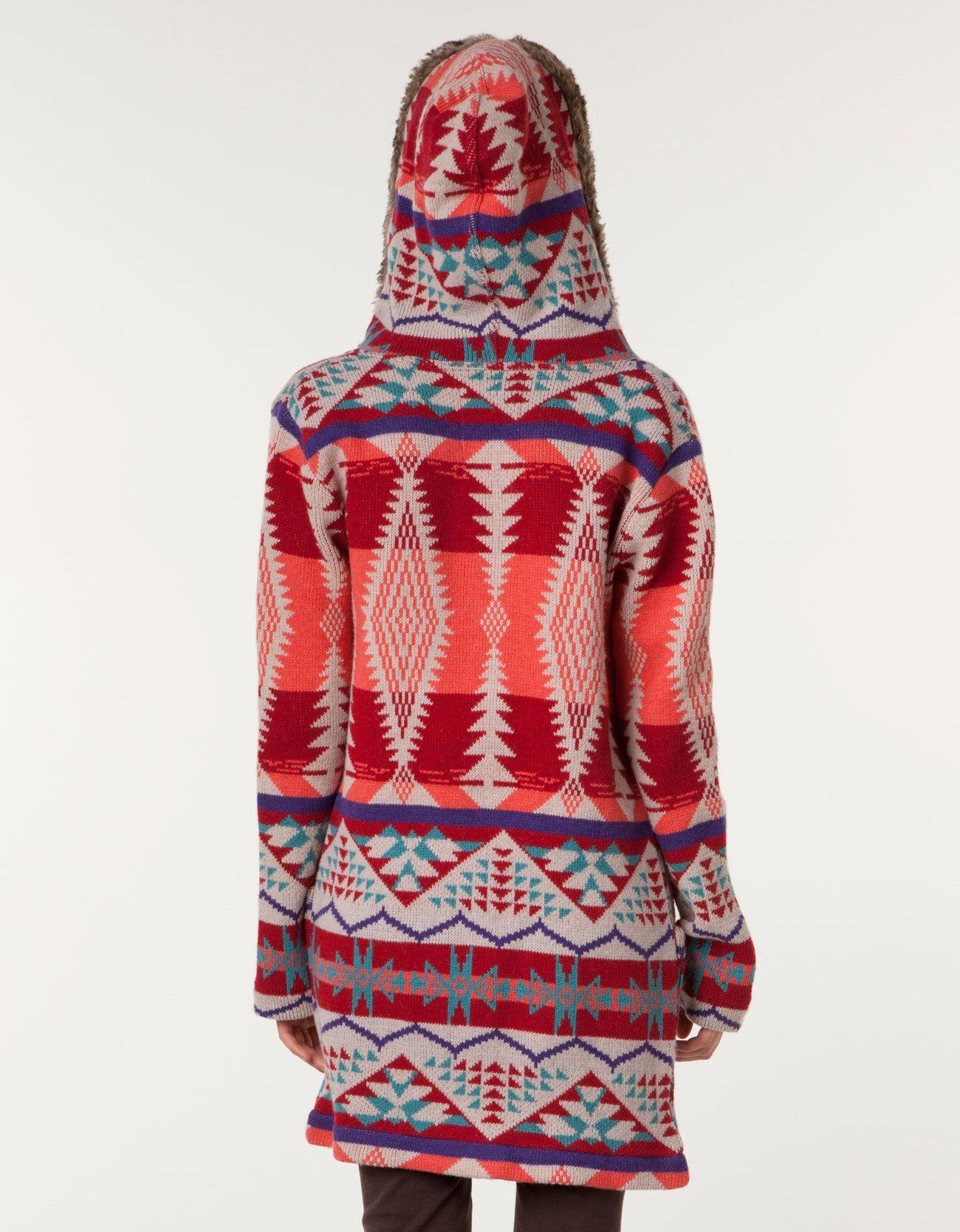 a0abe774e19e Bershka Ethnic print jacket