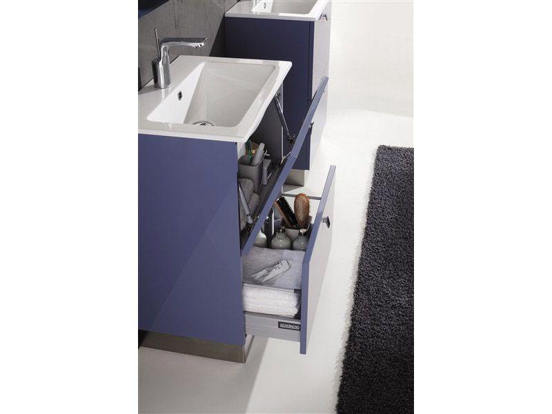 Cassetti Bagno ~ Mobile lavabo laccato con cassetti genius g legnobagno