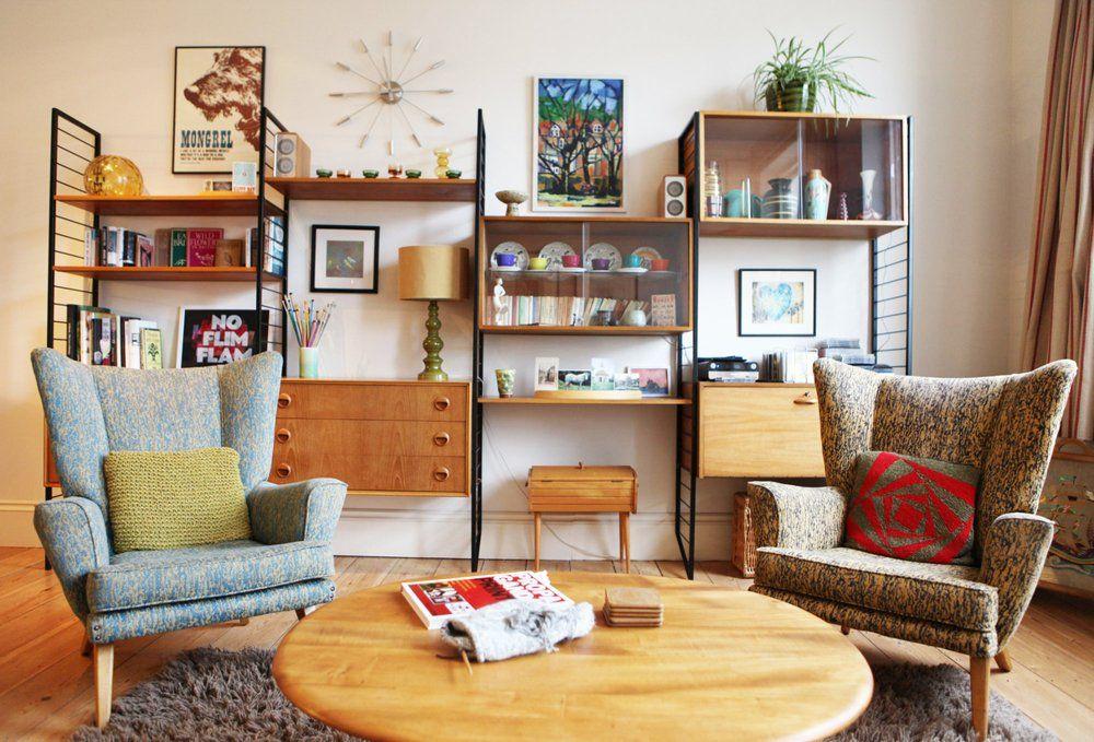 Lesley S Cozy Cool Uk Coastal Home Home Interior Living Room Decor