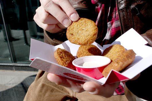 Take Away Food Packaging Design
