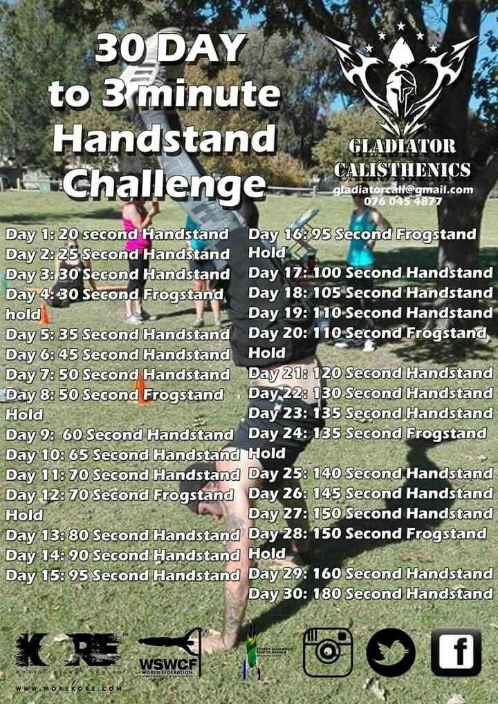 Delta Park  Handstand, 30 Day Workout Challenge, Abs -7335