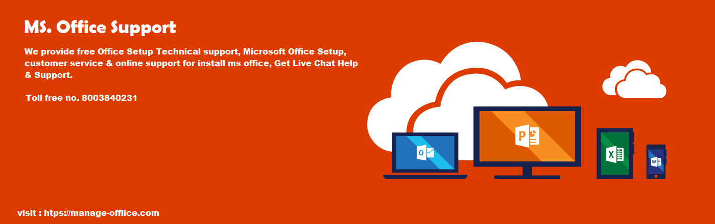 Get steps for Office 365 installation, first download the