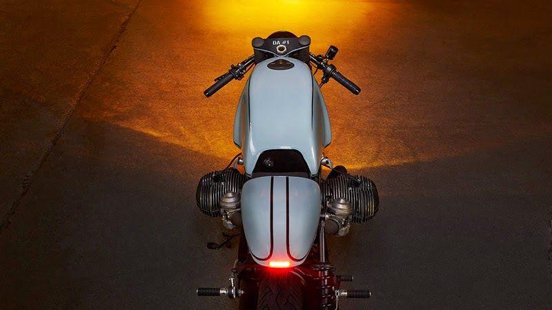 BMW R80 RT:: Diamond Atelier | 8negro