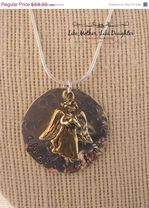 christmasinjuly ON SALE Personalized by MotherDaughterJewel, $62.09