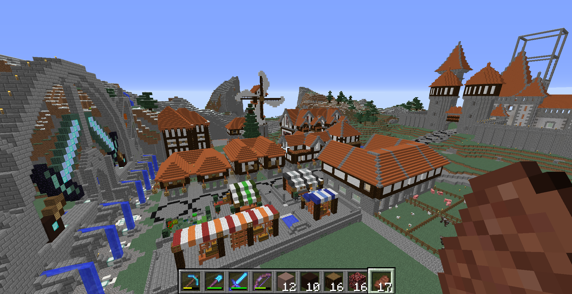 Pin By Tabitha Parnell Sims On Minecraft Build Ideas