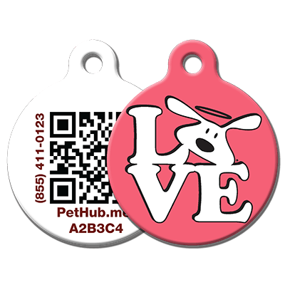 Pethub Losing A Pet Pet Identification Dog Id Tags