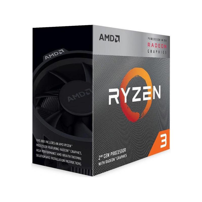 Amd Ryzen 3 3200g Amd Processor Computer Processors