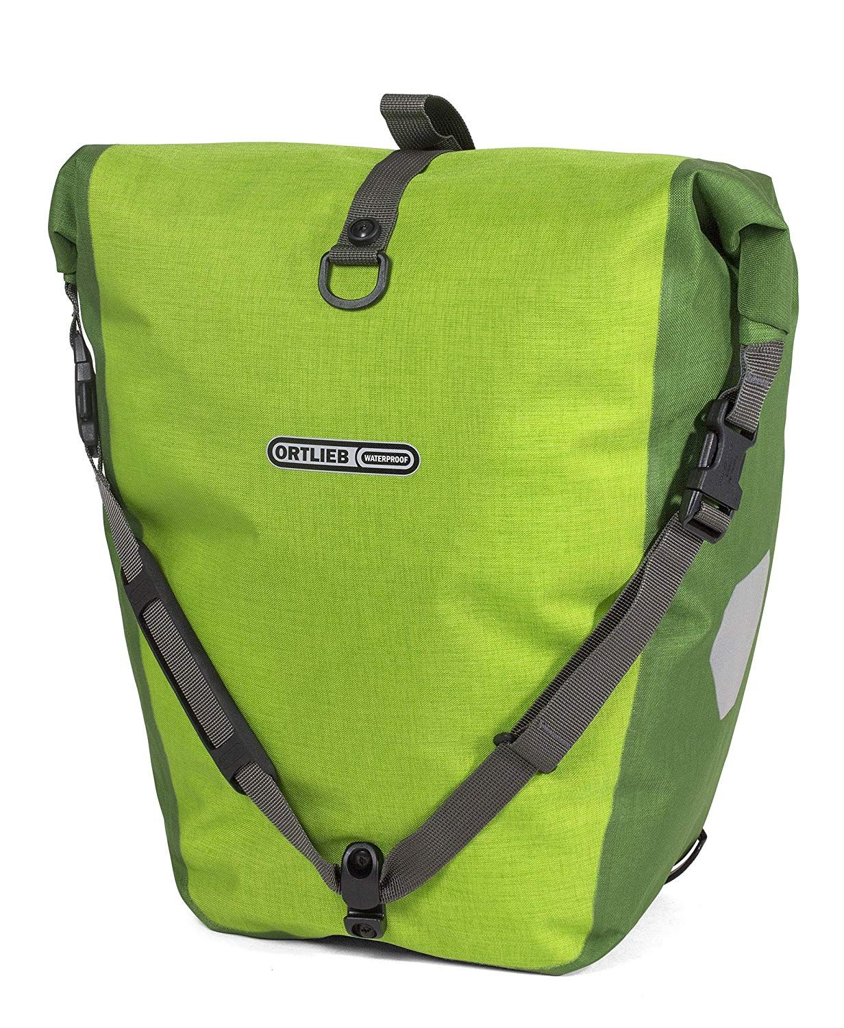 90878a5038 Ortlieb Back-Roller Plus QL2.1 Panniers (Pair) LIME-MOSS GREEN #F5201 **  See the photo link even more details. (This is an affiliate link).  #BikeRacks #Bags