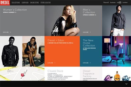 30 Fresh and Best Useful Examples of Grid Based Websites ...