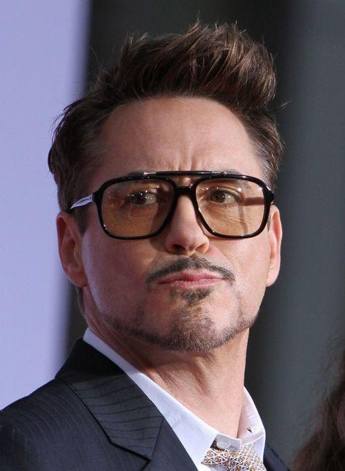 30 Trendy Short Beard Styles To Get The Macho Look Be Trendsetter Robert Downey Jr Iron Man Robert Downey Jnr Tony Stark