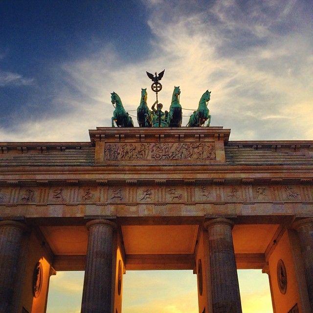 Brandenburger Tor As Epic As I Expected Padgram Epic Instagram Instagram Posts