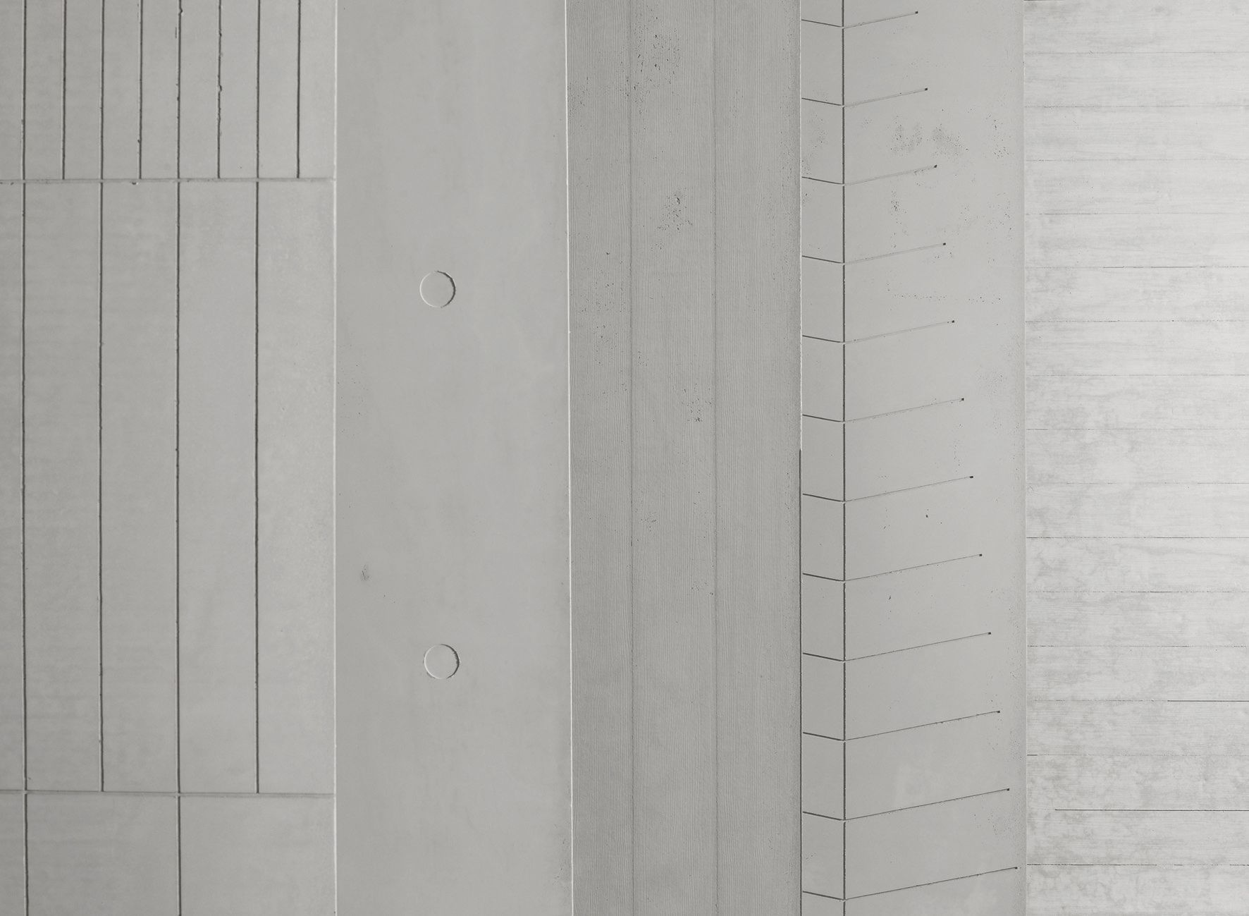 Panneau b ton panbeton d coration mural concrete by - Panneau d habillage mural ...