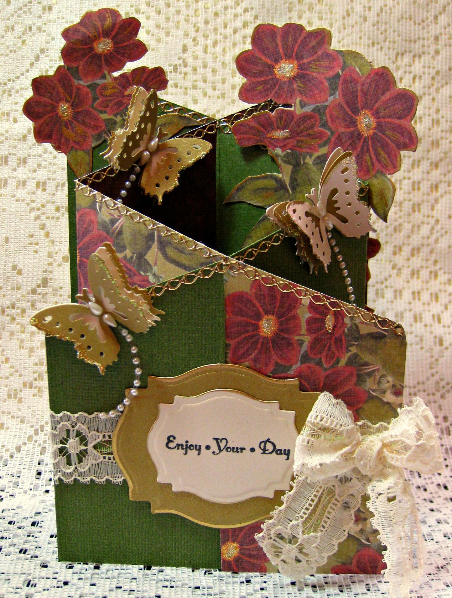 Donna's Birthday Card - Scrapbook.com