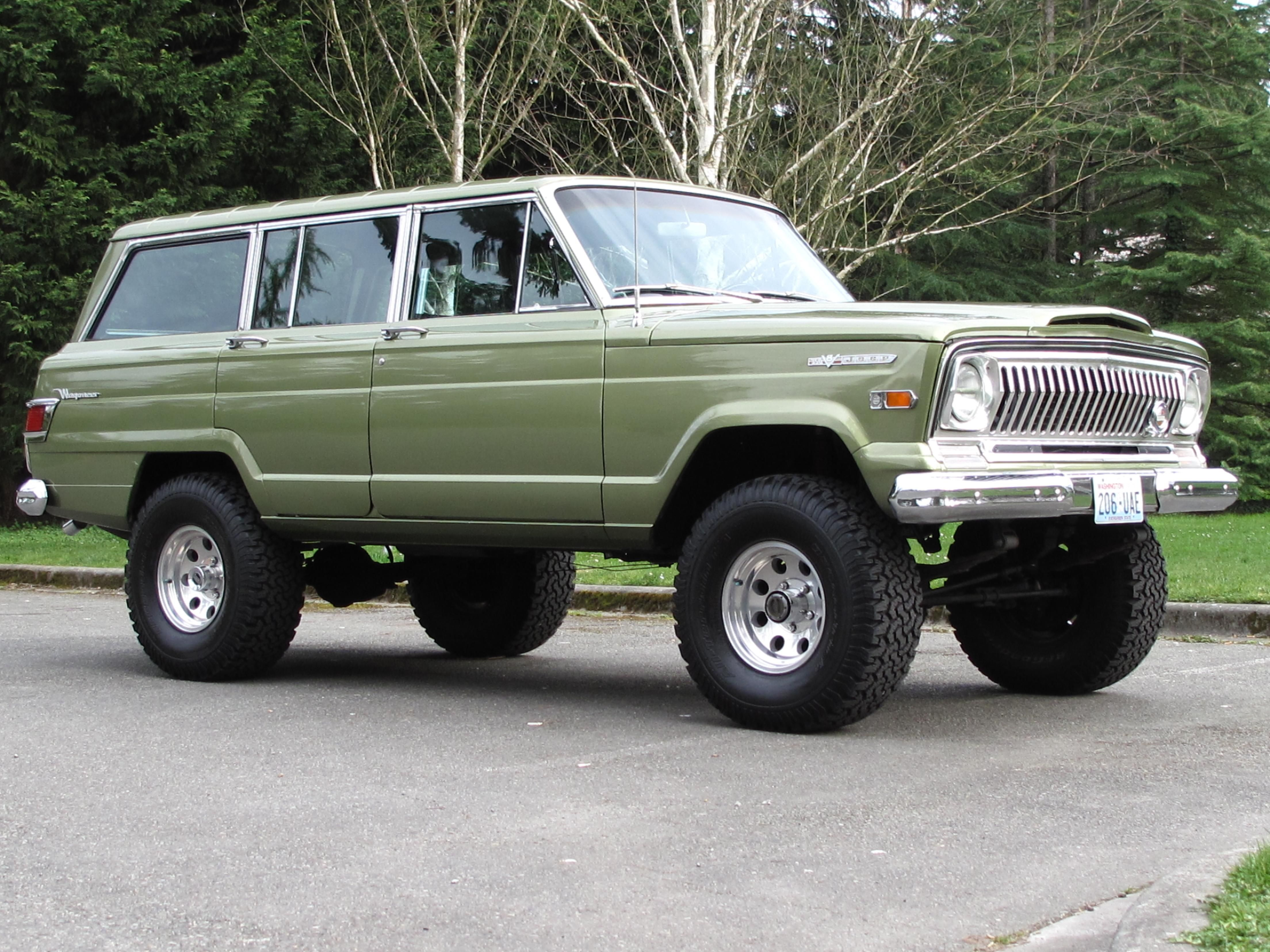 check out customized 70jeep s 1970 jeep wagoneer photos parts specs modification for sale information and follow 70jeep in seattle wa for any latest  [ 4416 x 3312 Pixel ]