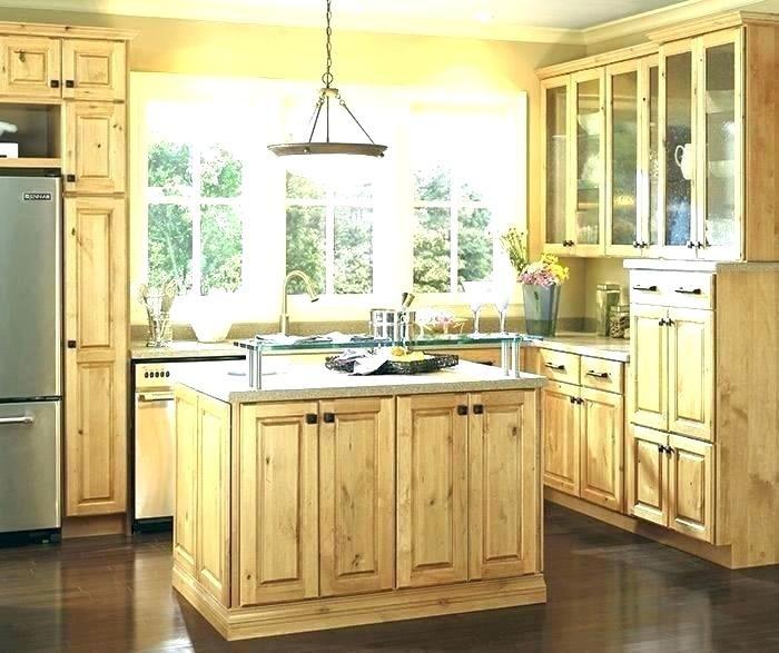 Knotted Oak Kitchen Cabinets: Knotty Alder Cabinets Cost. Knotty ...