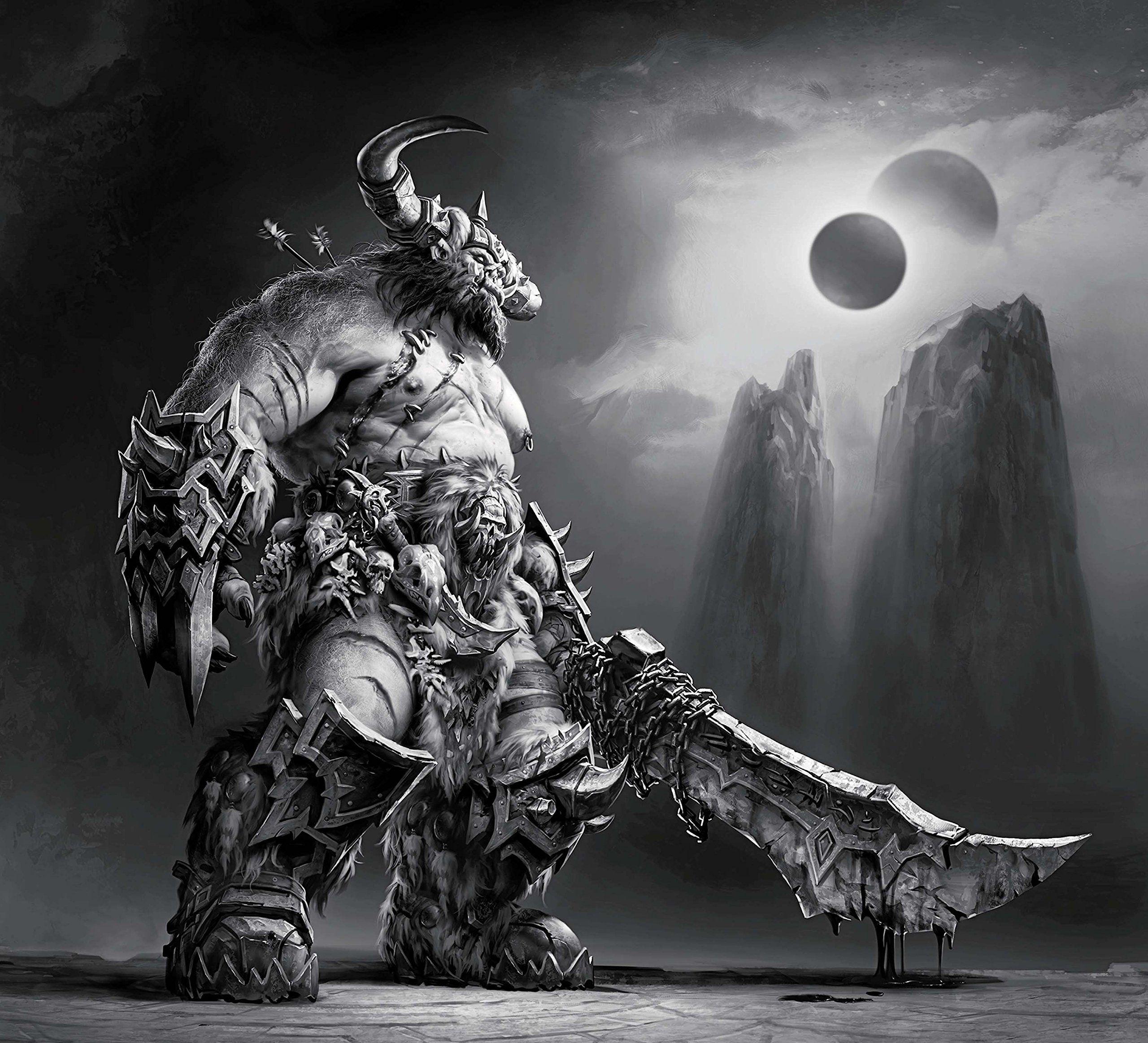 Warcraft Movie Orc Concept Art Criaturas Fantasticas Orcos Warcraft Criaturas De Fantasia
