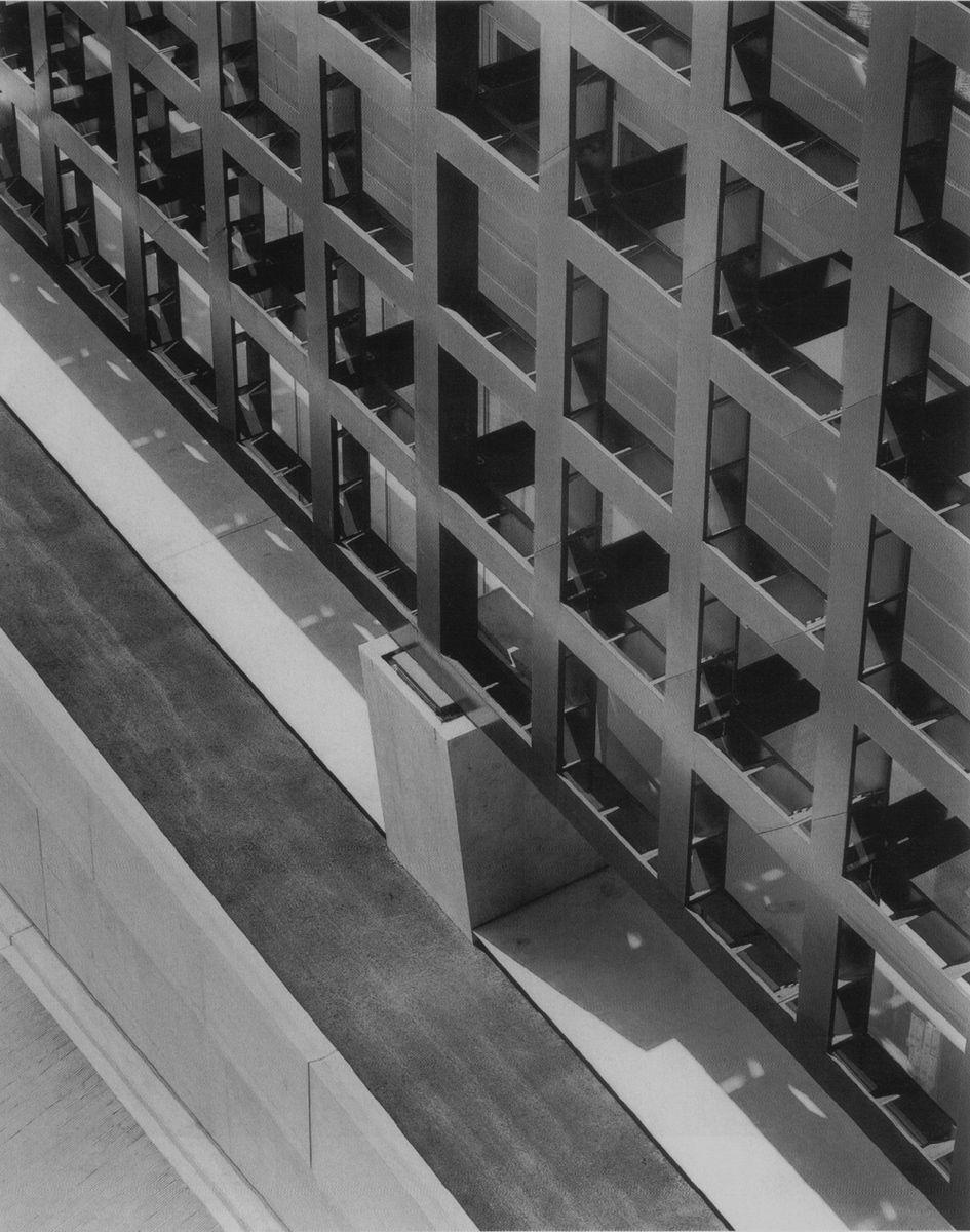 Studio Di Architettura Vacchini Locarno Switzerland Fassade