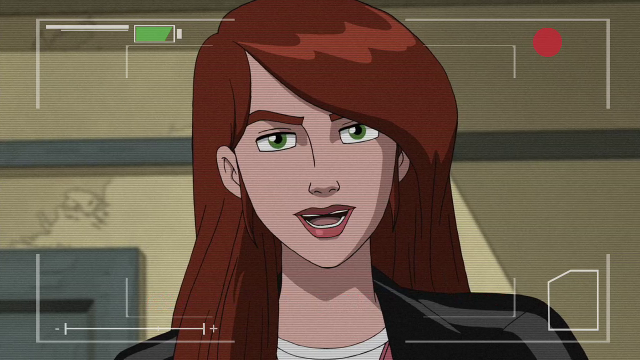 Pin on Mary Jane Watson - {Animated} ®... #{T.R.L.}