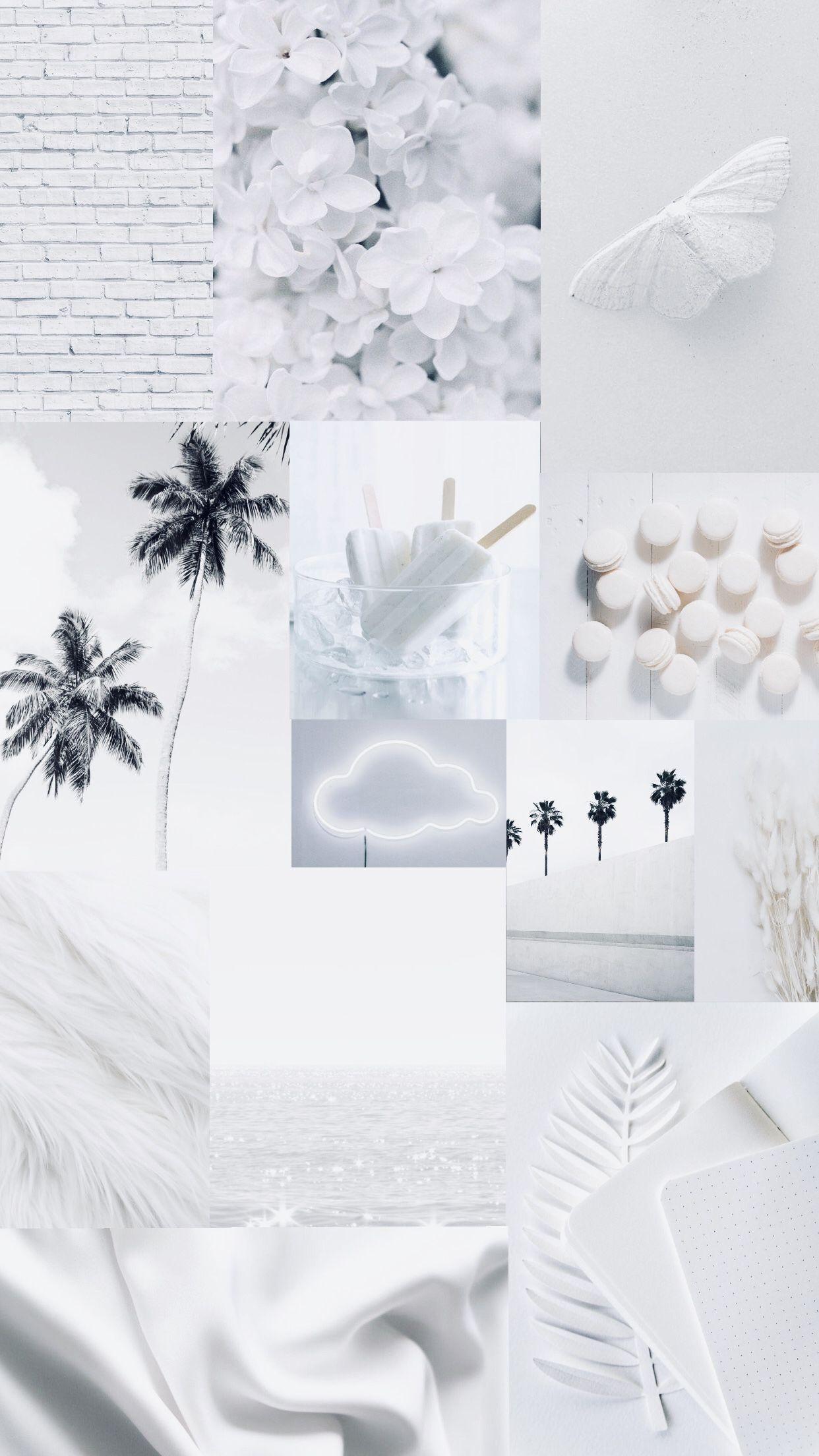 White In 2020 Iphone Wallpaper Tumblr Aesthetic Iphone Wallpaper Girly Iphone Wallpaper Landscape