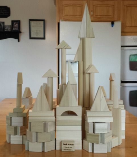 d9af79c211173 Pin by Back To Blocks on Build This From Blocks   Wooden building ...
