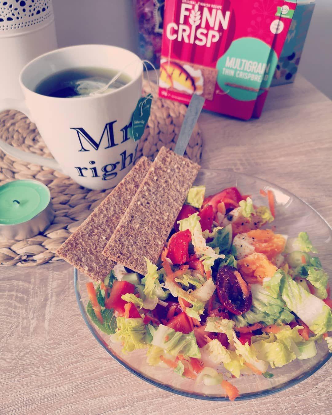 Heut Abend wird gegrillt, daher gibt es ein punktearmes Mittagessen. 😊